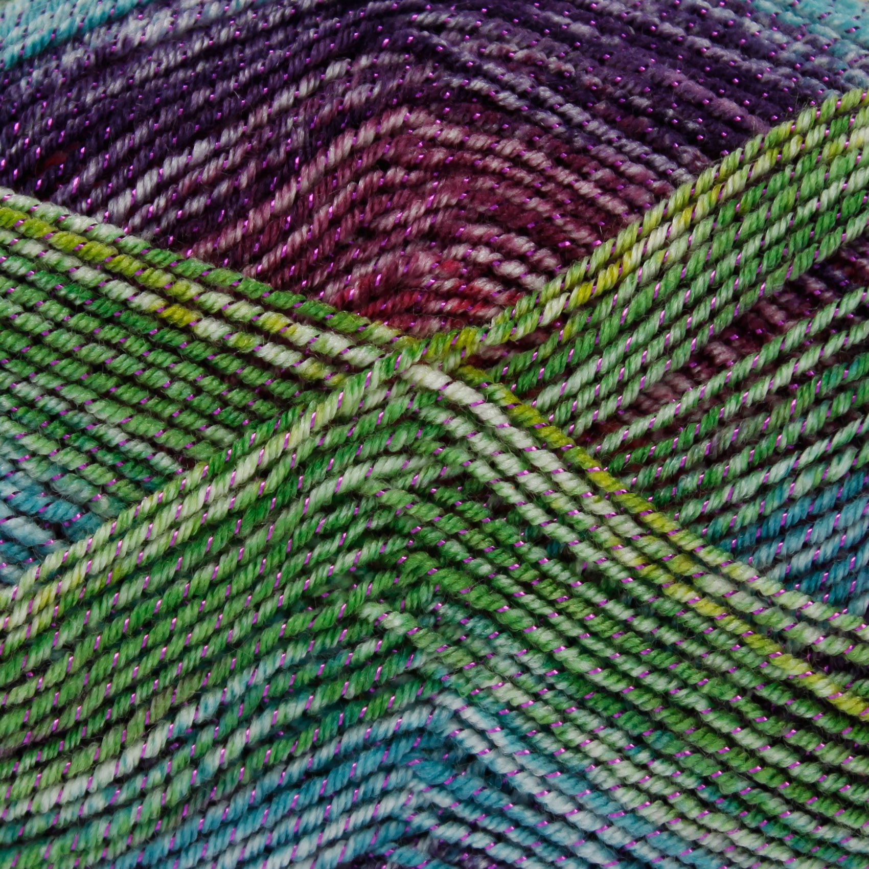 100g Ball Shine DK Double Knitting Wool King Cole Acrylic Blend Sparkle Yarn ...