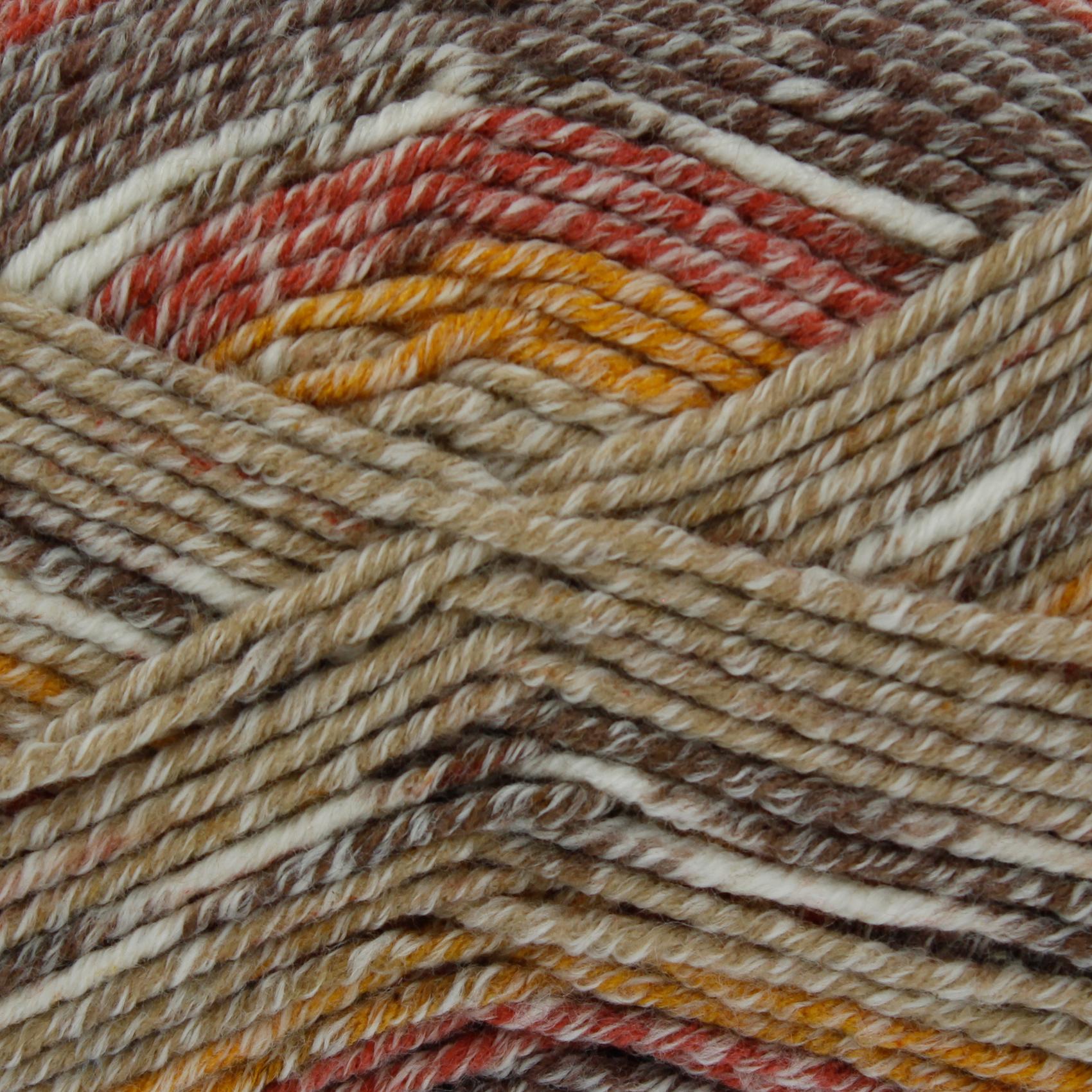 100g Ball Drifter Chunky Knitting Yarn King Cole Soft Acrylic Wool Free Patte...