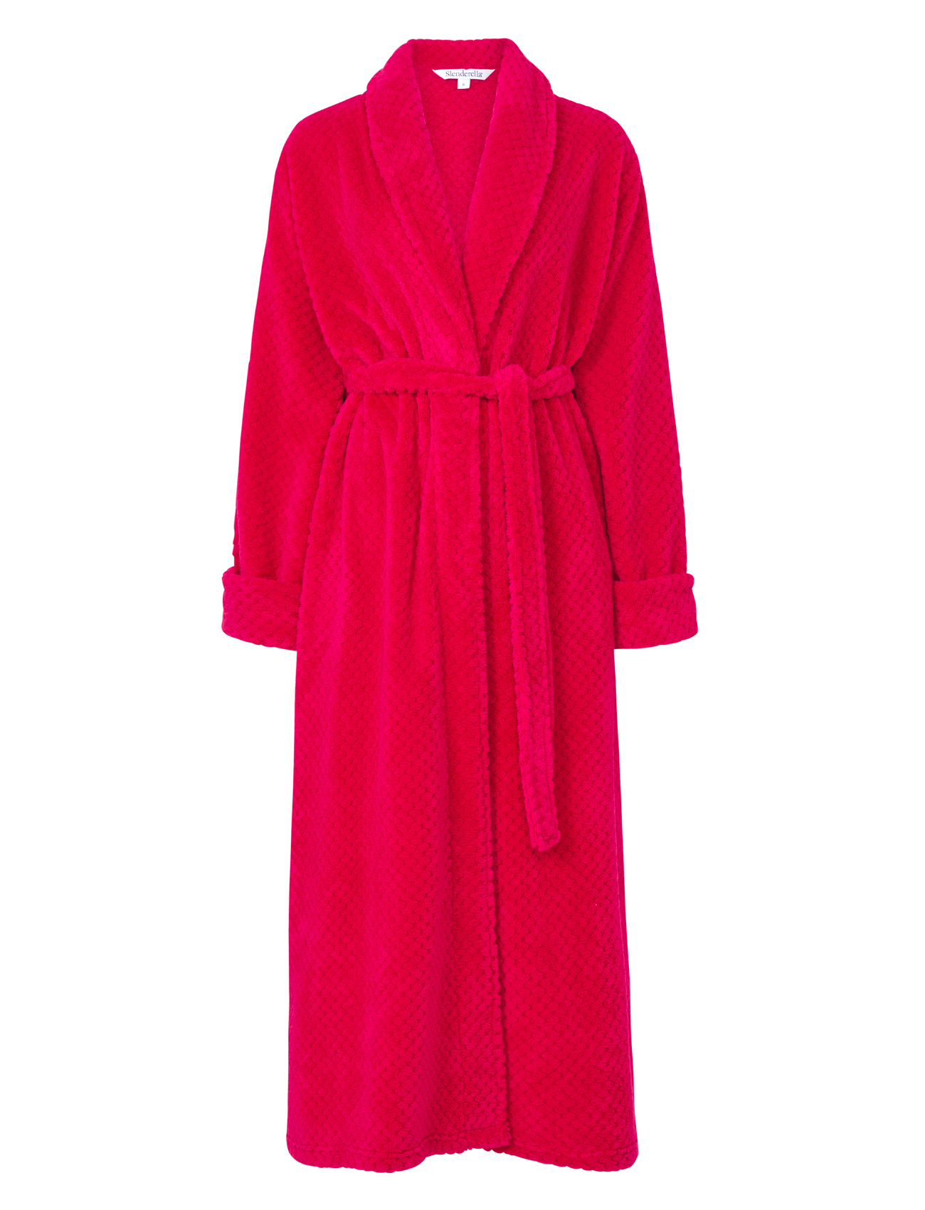 Soft Waffle Fleece Bed Jacket Or Dressing Gown Robe Ladies