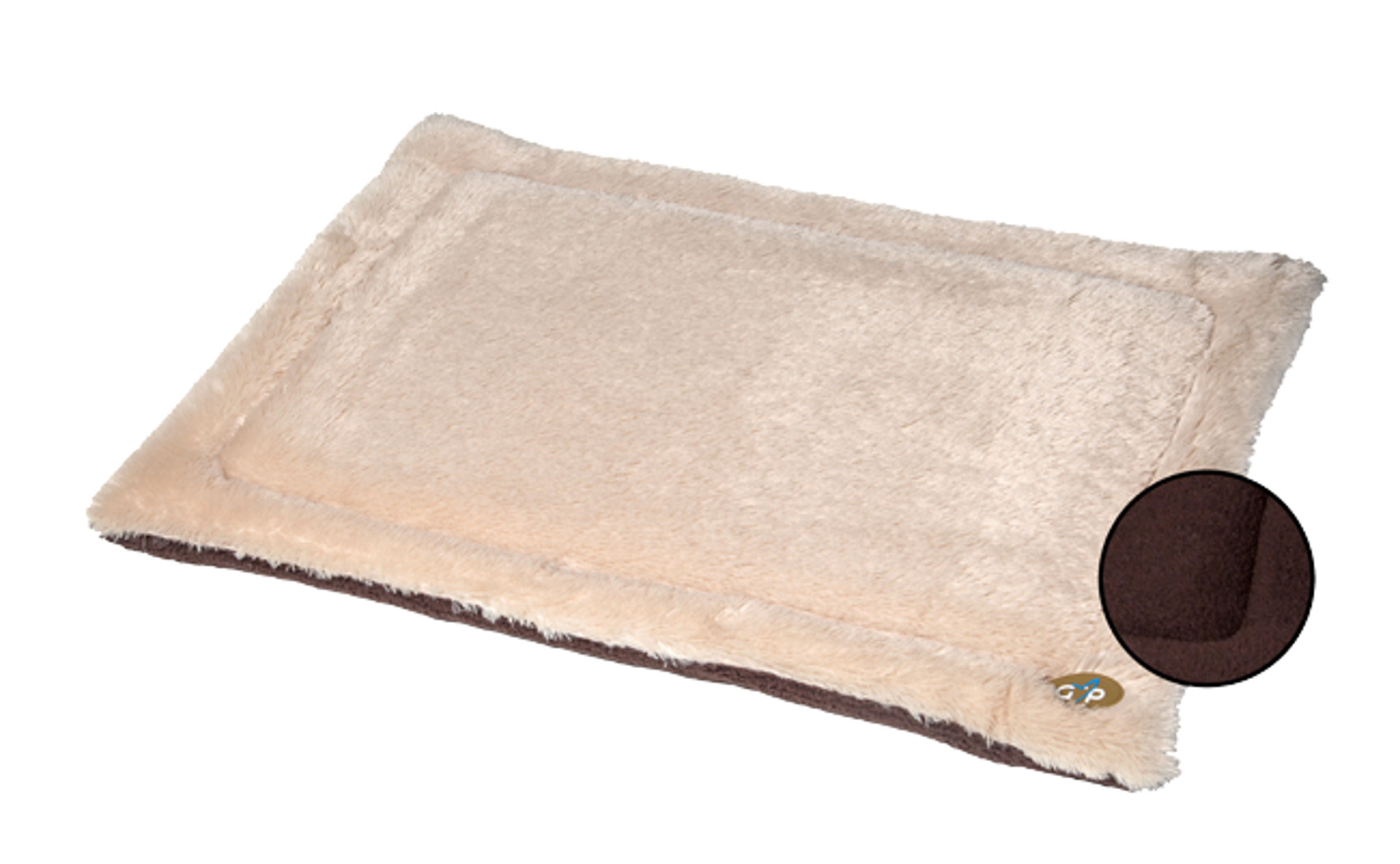 pad crate washable charcoal supply nap products bed fleece pet downtown and comfort mat mats