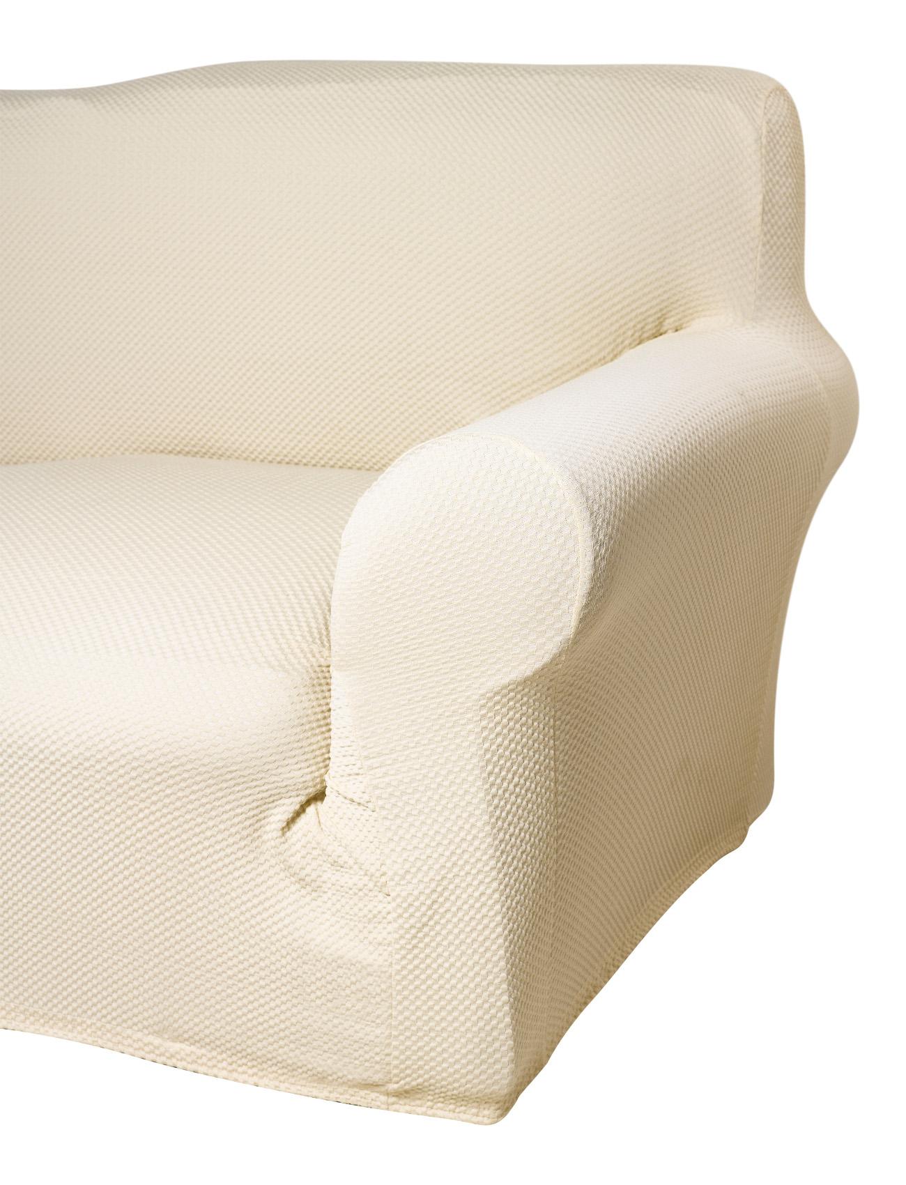 Ashley Mills Easy Stretch Furniture Protector Chair Sofa