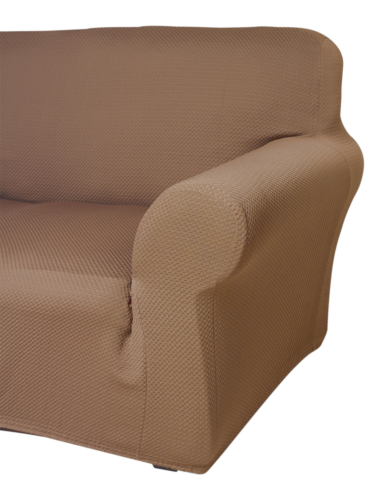 Ashley Mills Easy Stretch Furniture Protector Chair Sofa Cover 1 2