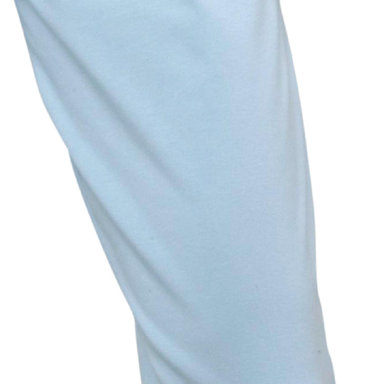 Pyjamas Womens Polka Dot PJs Jersey Cotton Frilly Sleeve Top /& Plain Bottoms