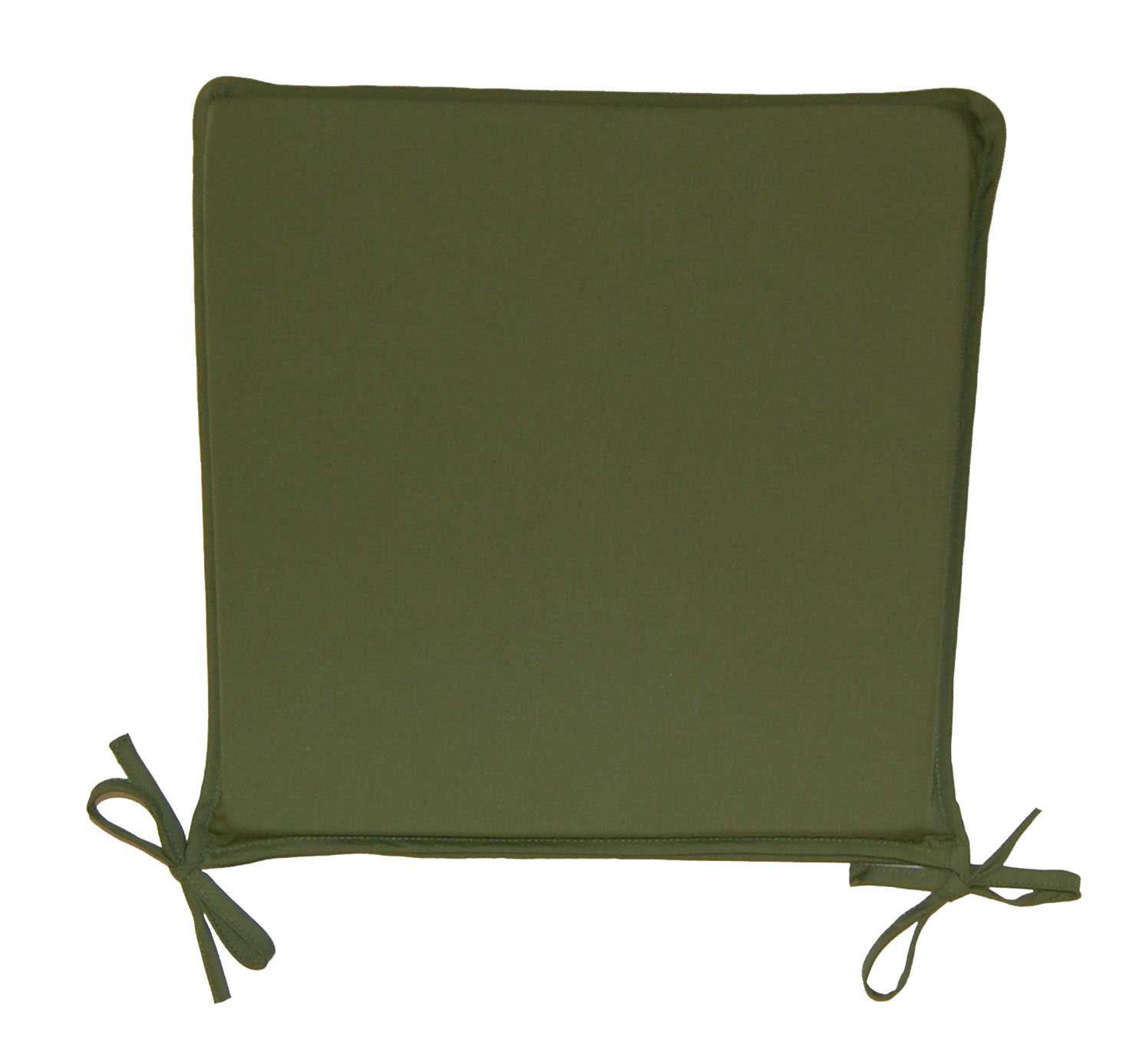Plain Square Seat Pad Outdoor Garden Dining Kitchen Chair  : square seat pad green from www.ebay.com.au size 1700 x 1600 jpeg 172kB