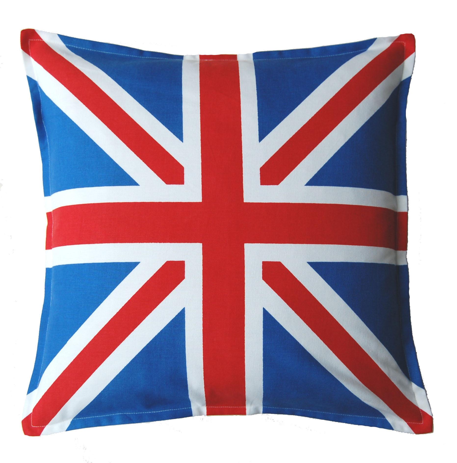 Free Knitting Pattern For Union Jack Cushion Cover : Great Britain Cushion Cover Union Jack Design 18