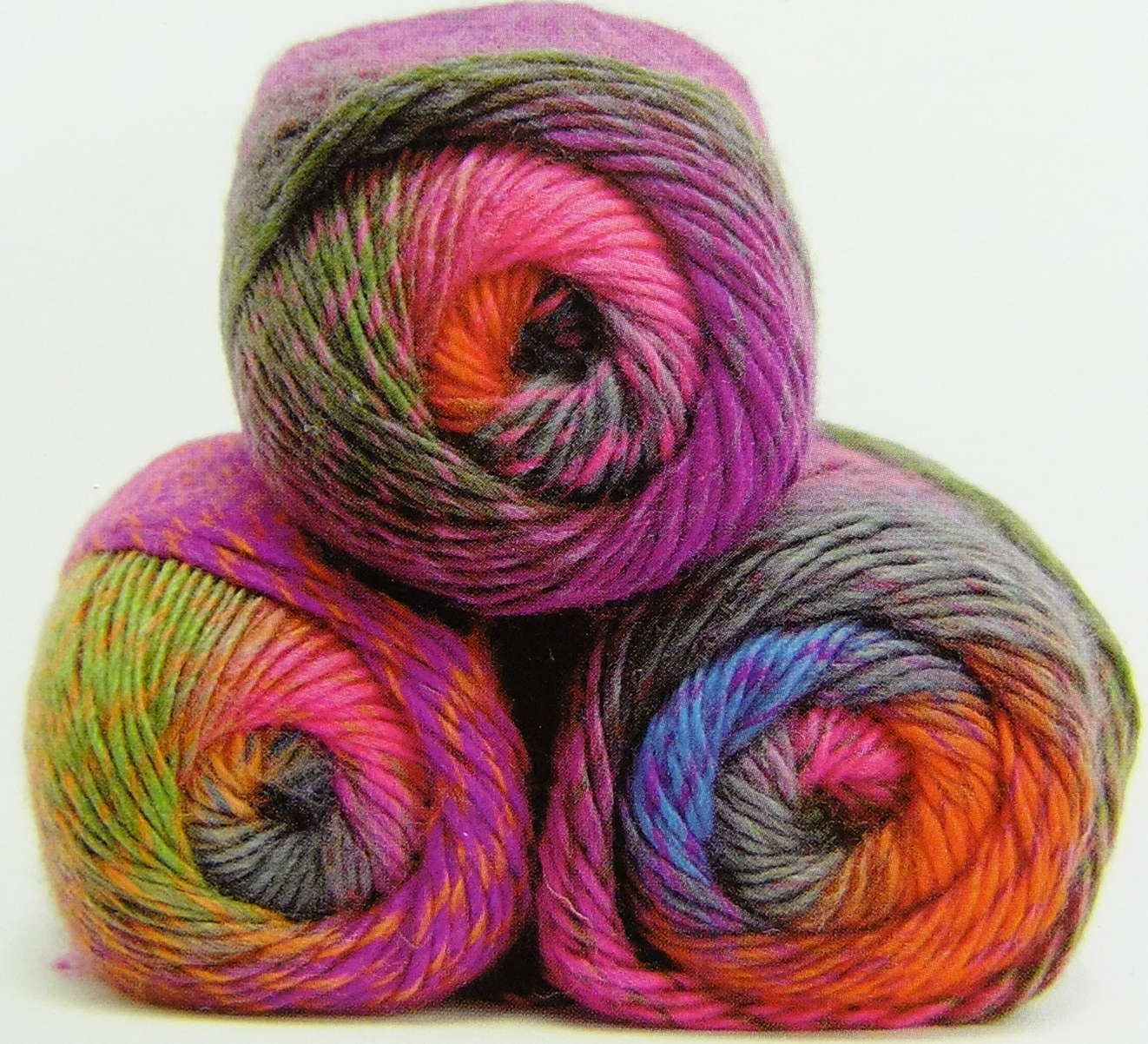Acrylic Yarn : ... -Vibrant-Shades-Knitting-Yarn-James-Brett-Acrylic-Wool-Mix-100g-Ball
