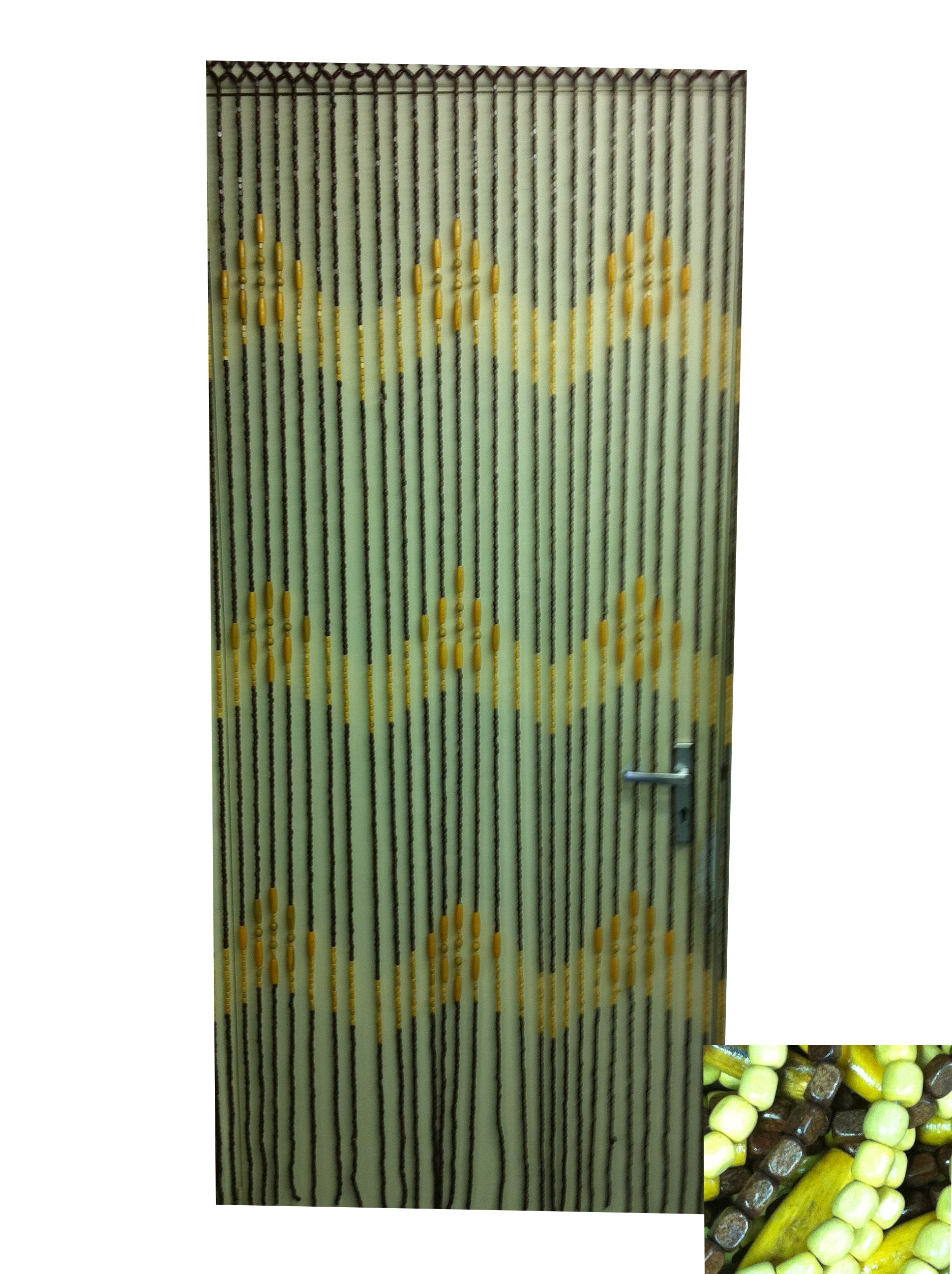 Pics photos bamboo curtains for doors7