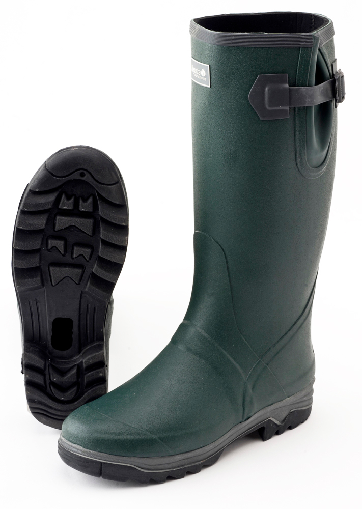 Regatta Neoprene Wellies Hunting Fishing Boots Size 10