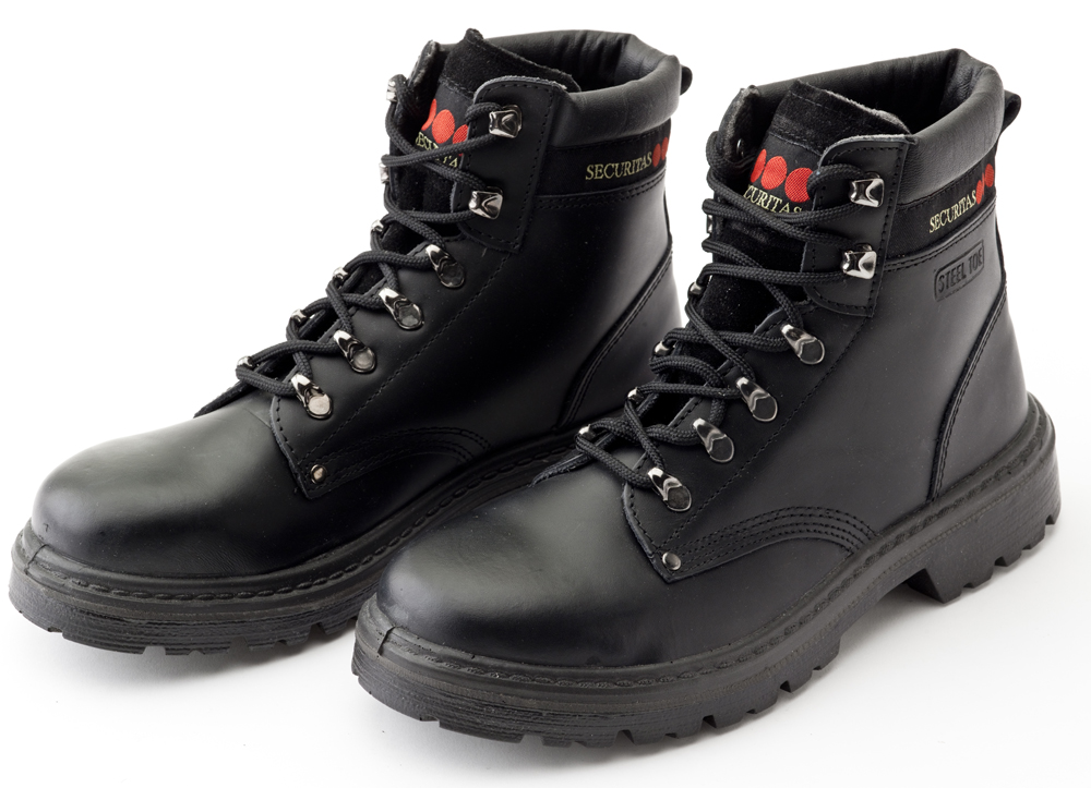 Safety Toe Work Boots - Cr Boot