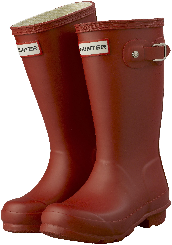 wellington boots kids hunter wellies red original rubber rain assorted sizes ebay. Black Bedroom Furniture Sets. Home Design Ideas