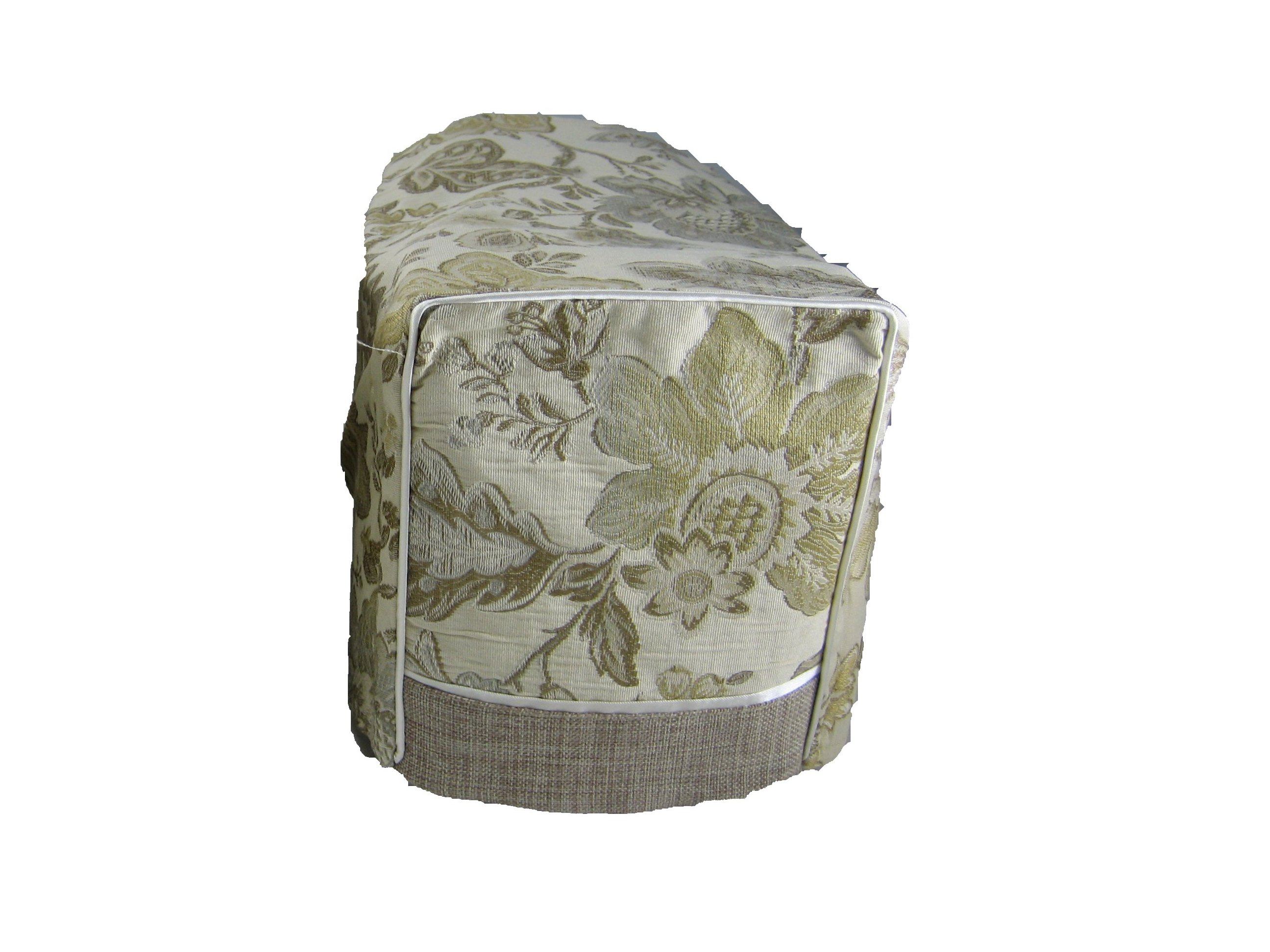 Anastasia arm cap or chair back decorative floral