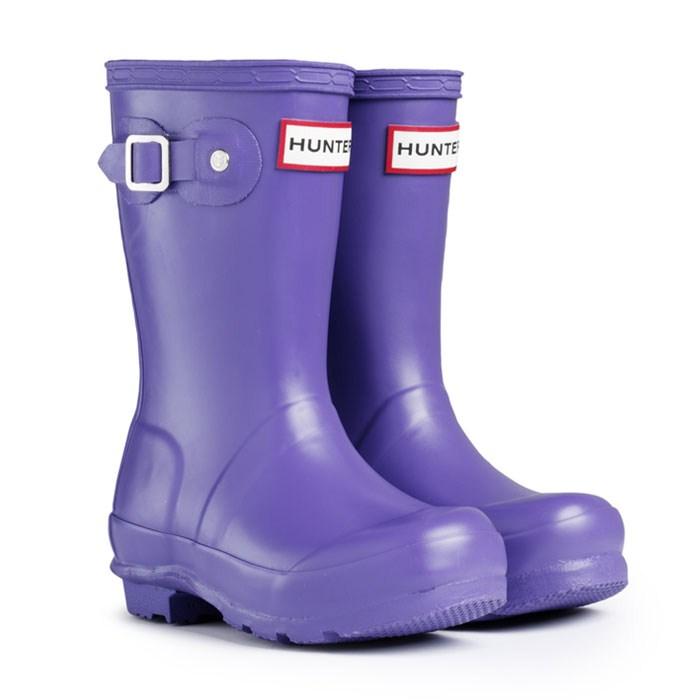 Purple Hunter Rain Boots