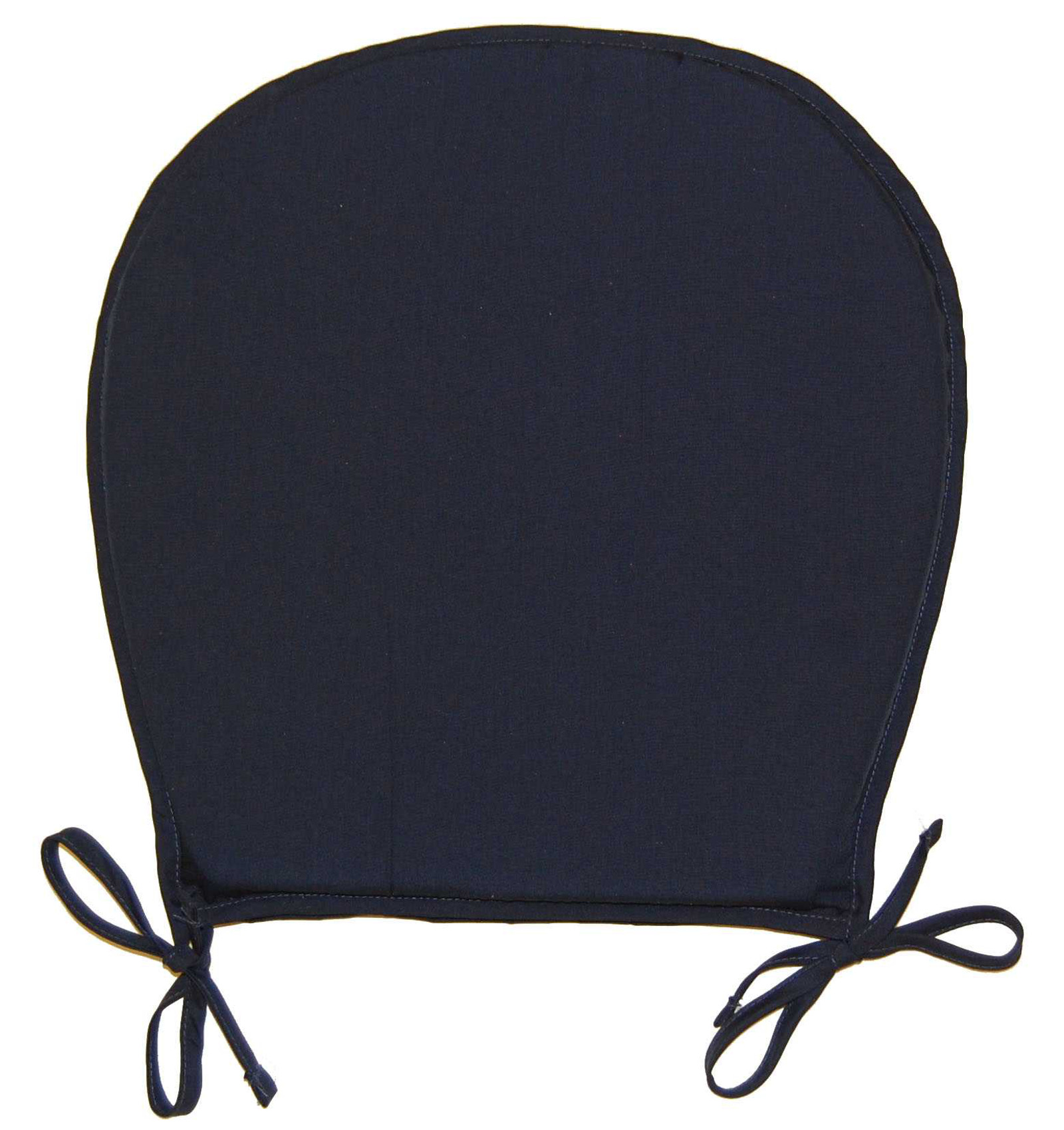 about chair seat pads plain round kitchen garden furniture cushion pad
