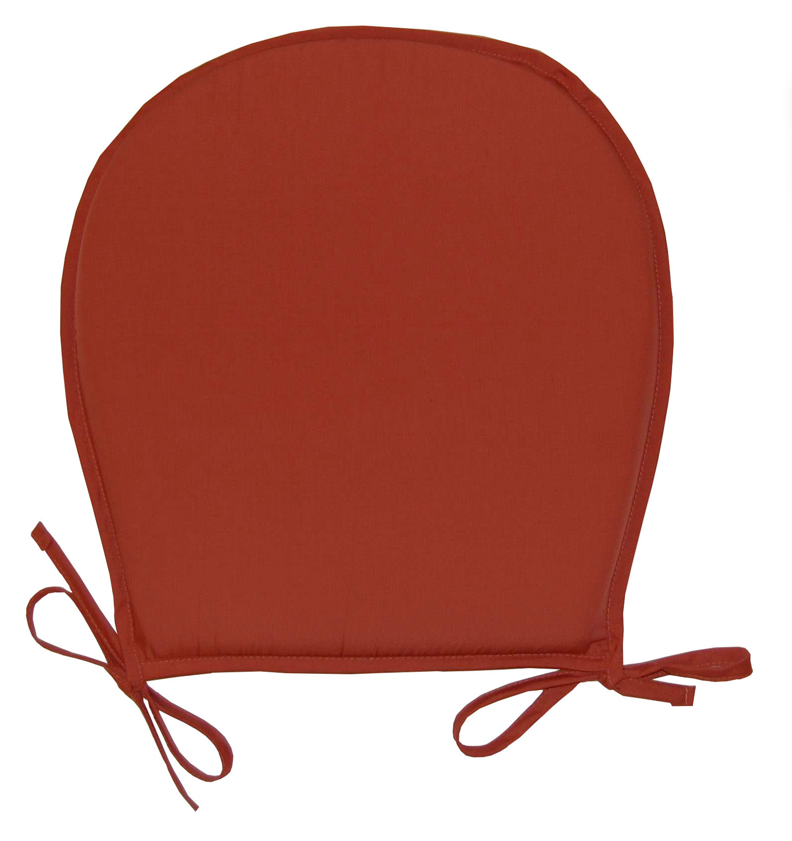 Plain Round Seat Pad Outdoor Garden Dining Kitchen Chair Furniture Cushion 37cm