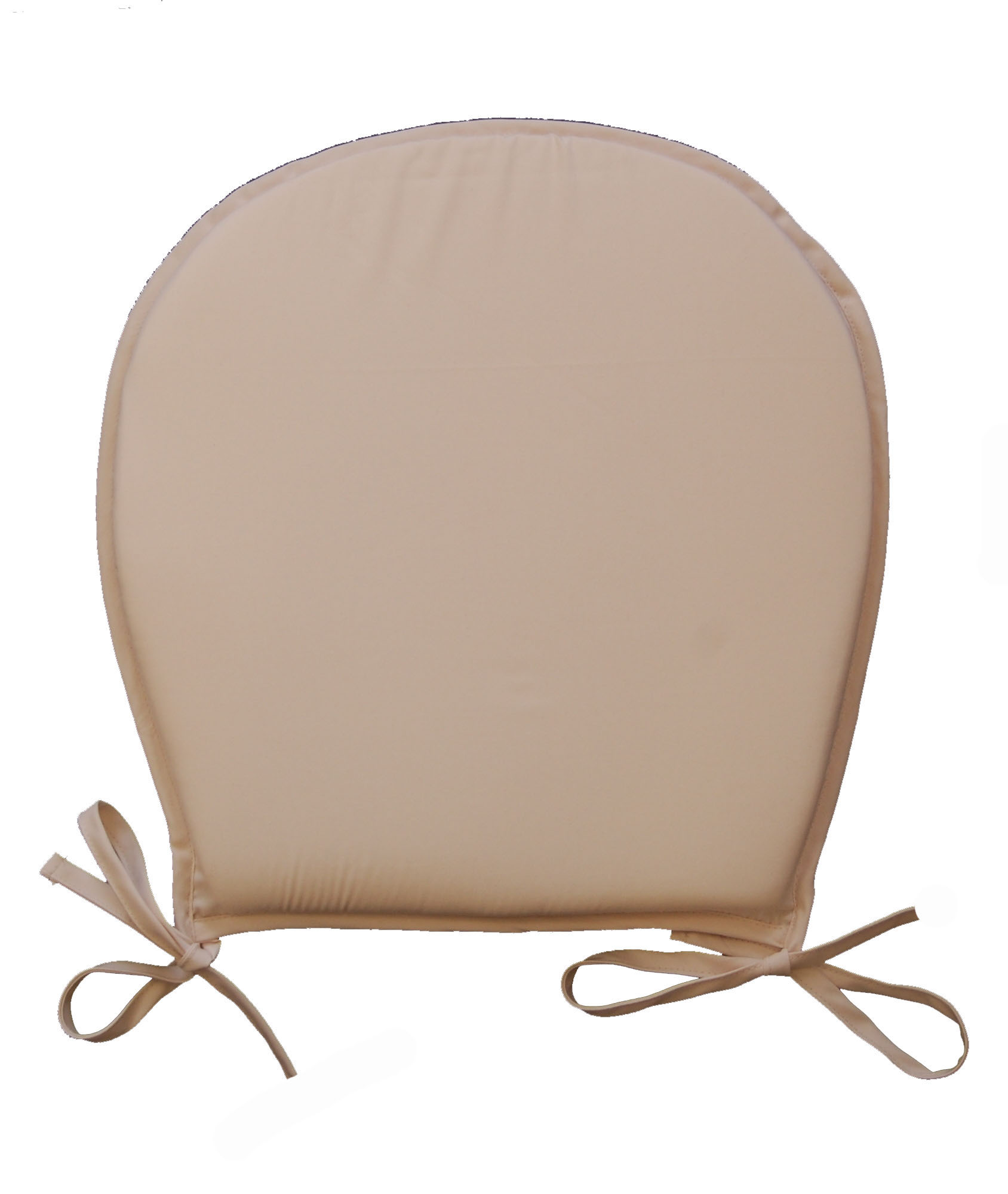 Chair Seat Pads Plain Round Kitchen Garden Furniture Cushion Pad Assorted Col