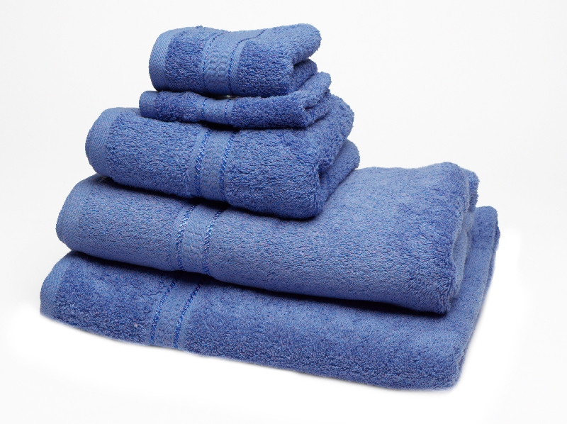 100 Cotton 640gsm Bathroom Towels Face Cloth Guest Hand