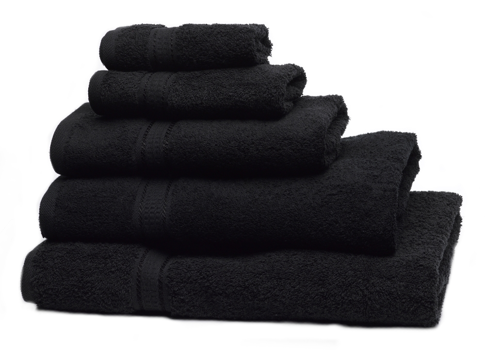 Black Hand Towels Bathroom My Web Value