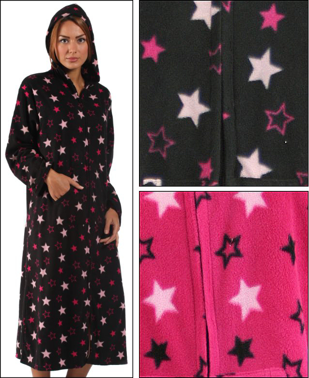 Magnificent Zip Up Dressing Gowns Ladies Pictures - Images for ...