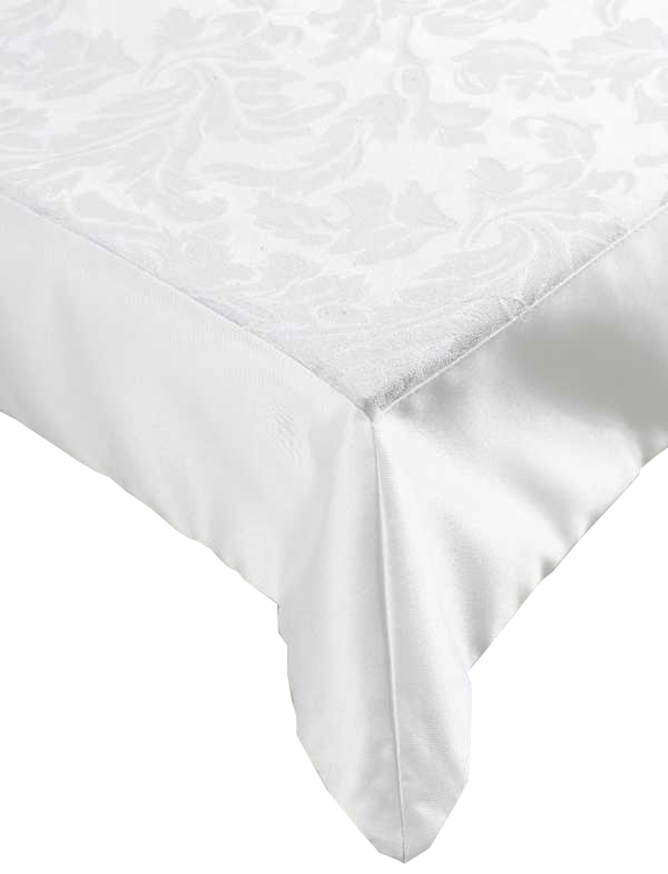 Jacquard Damask Tablecloth Cotton Mix Banqueting Hotel  : sarah damask tablecloth extra large banquet home hotel quality table linen white from www.ebay.co.uk size 1300 x 1700 jpeg 120kB