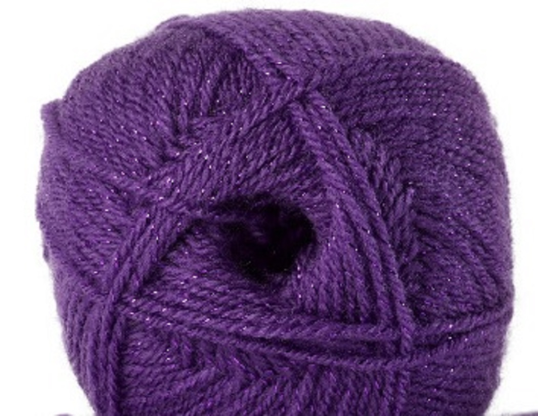 Knitting Yarn : ... DK-Double-Knitting-Wool-100g-Glitter-Sparkle-Fashion-Yarn-James-Brett