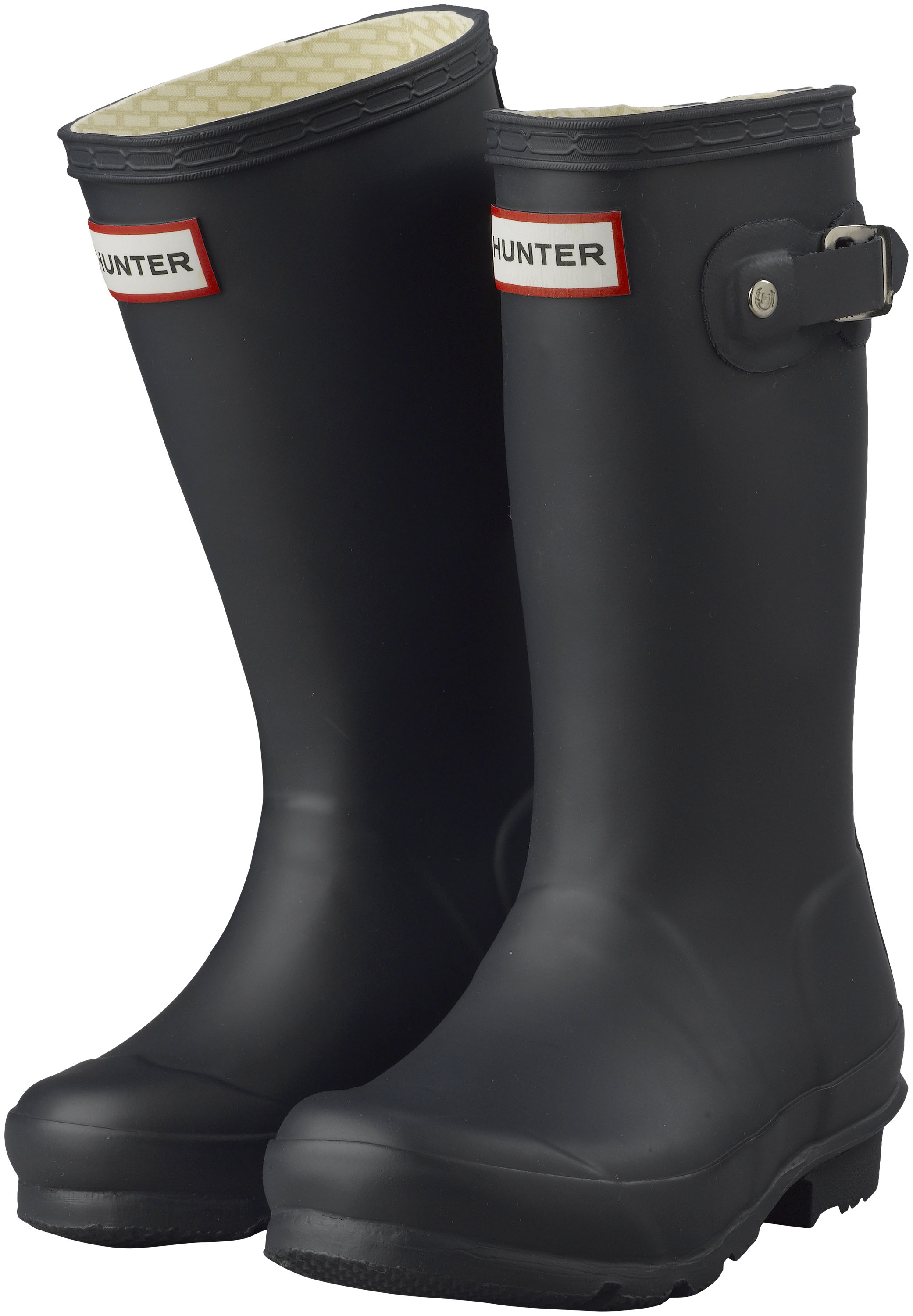 Kids Hunter Wellies Size