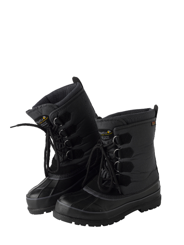 Mens Black Snow Boots - Boot Hto