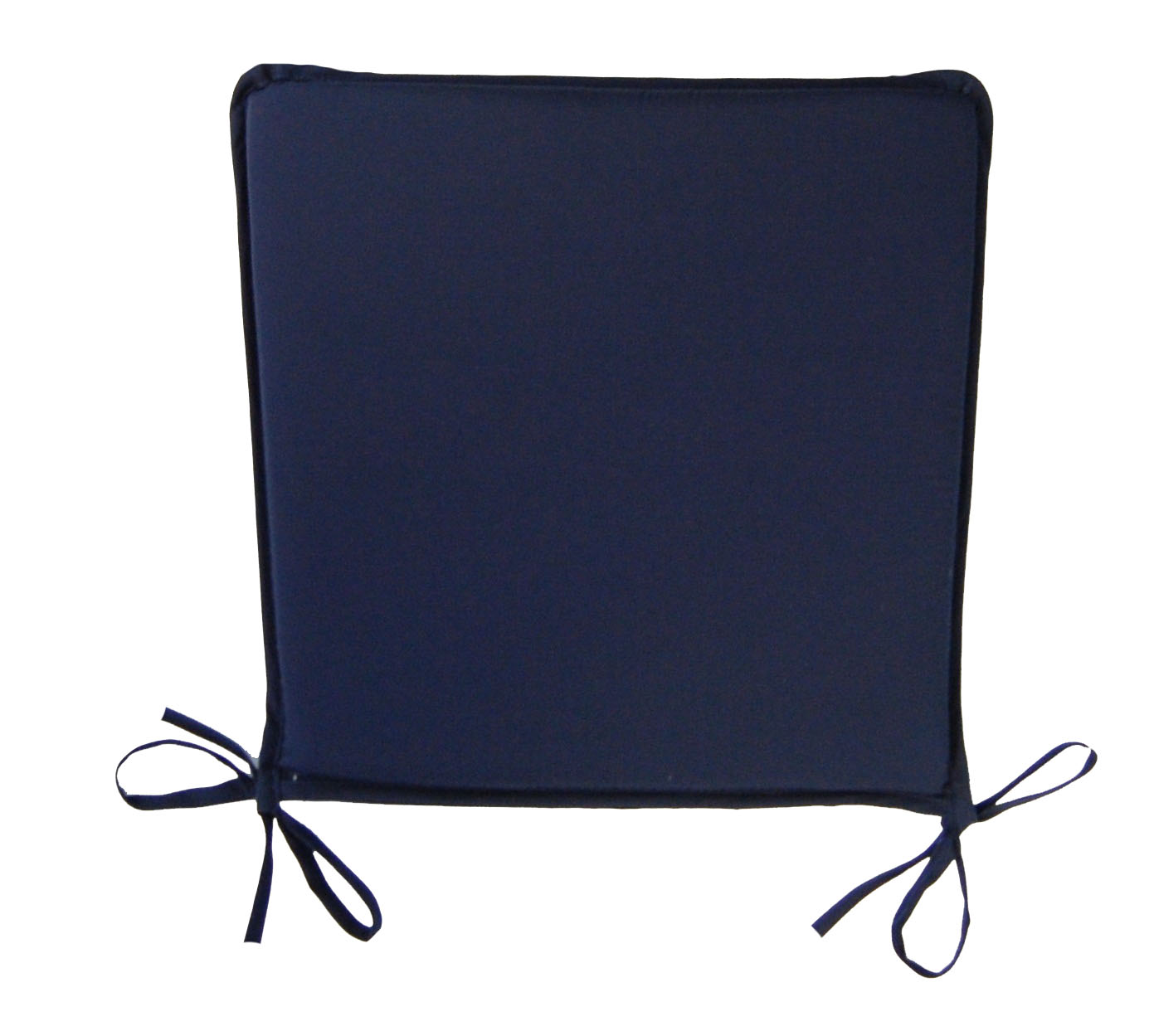 Dining Chair Seat Pads Plain Kitchen Garden Furniture  : Basic20 20Navy20Blue from www.ebay.co.uk size 1391 x 1249 jpeg 146kB