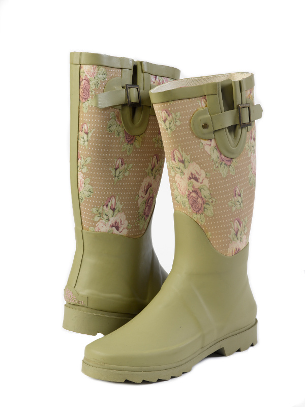 Original WOMENS SKI SNOW WATERPROOF GARDEN WELLINGTON MUCKER BOOTS SIZE UK 3 4 5 6 7 8