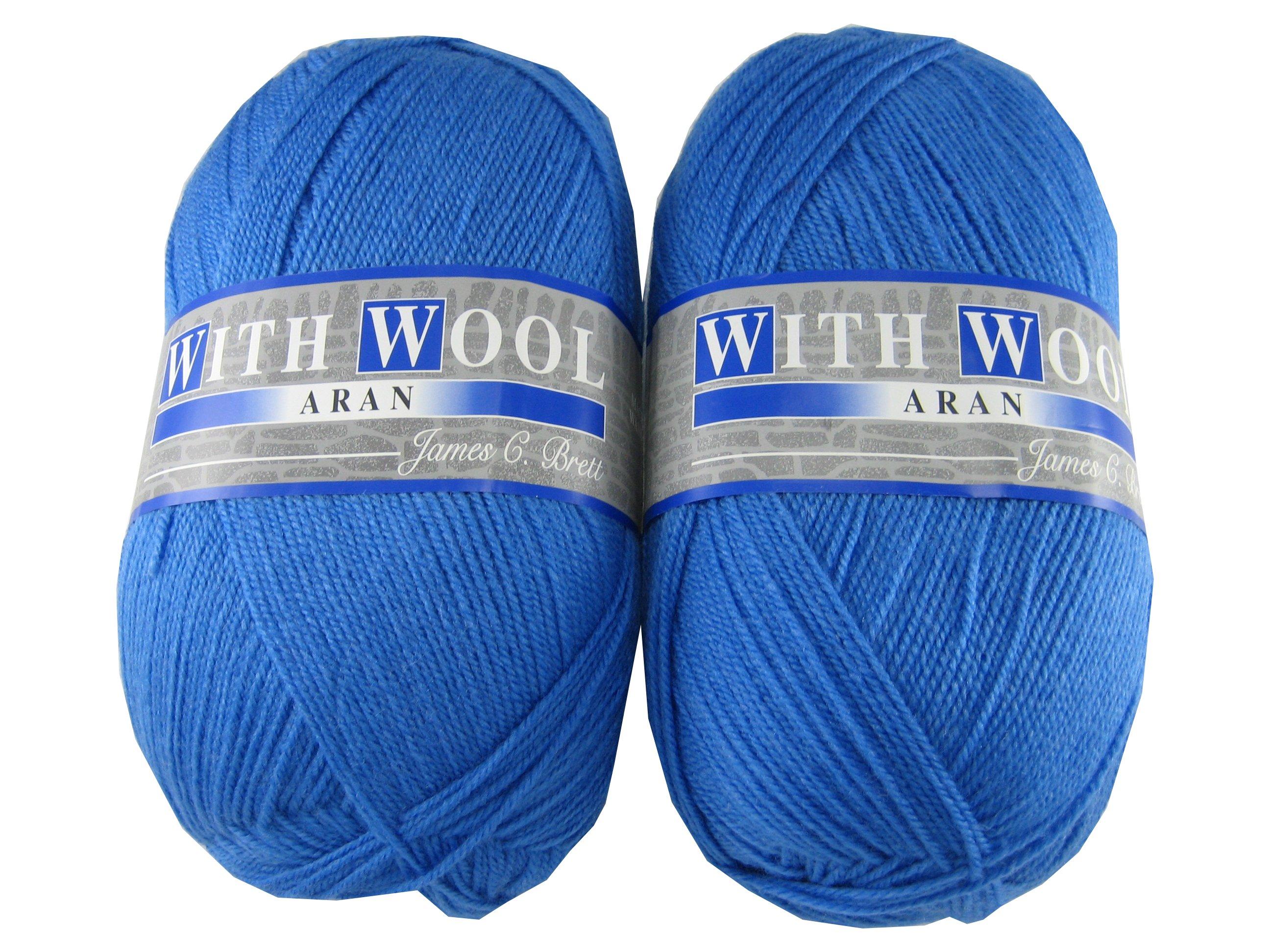 Aran Yarn : aran-knitting-wool-acrylic-wool-yarn-cobalt-ar70.jpeg