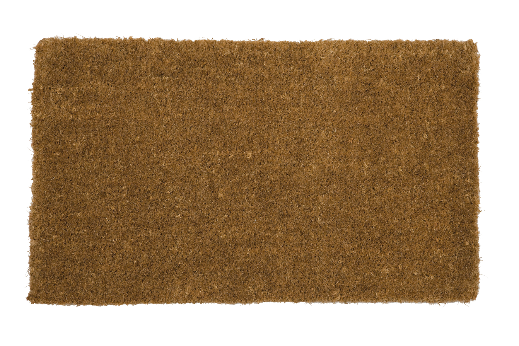 Nayland Hand Woven Natural Coir Doormat Traditional ...