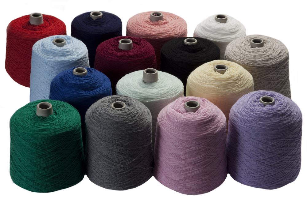 Yarn Knitting : ... Cone Hand or Machine 4Ply Knitting Yarn 100% Acrylic Craft Wool eBay