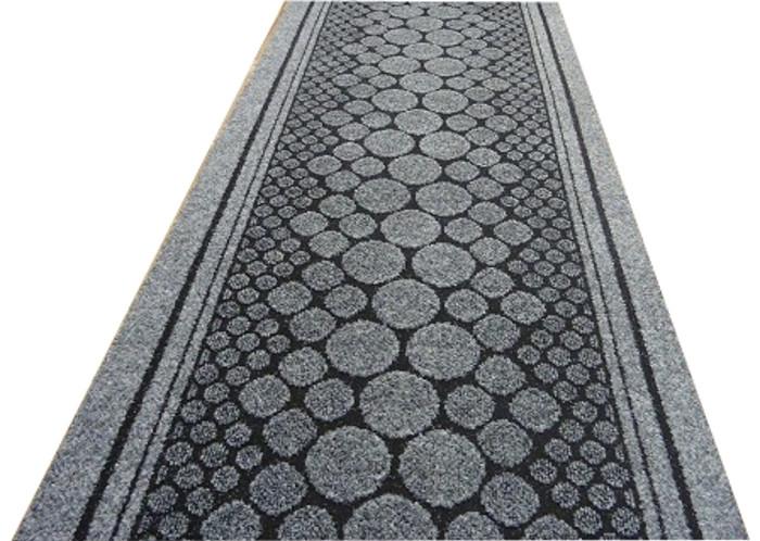 Long Hallway Polypropylene Carpet Runner Traditional Floor