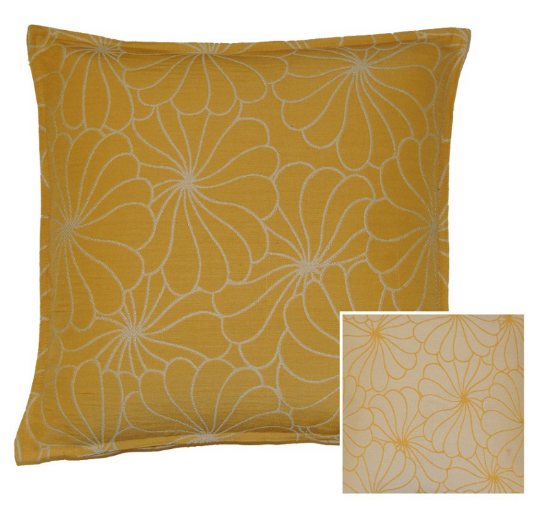 Decorative Living Room Pillow Covers : Stylish Bella Floral Design Scatter Cushion Cover Modern Decorative Living Room eBay