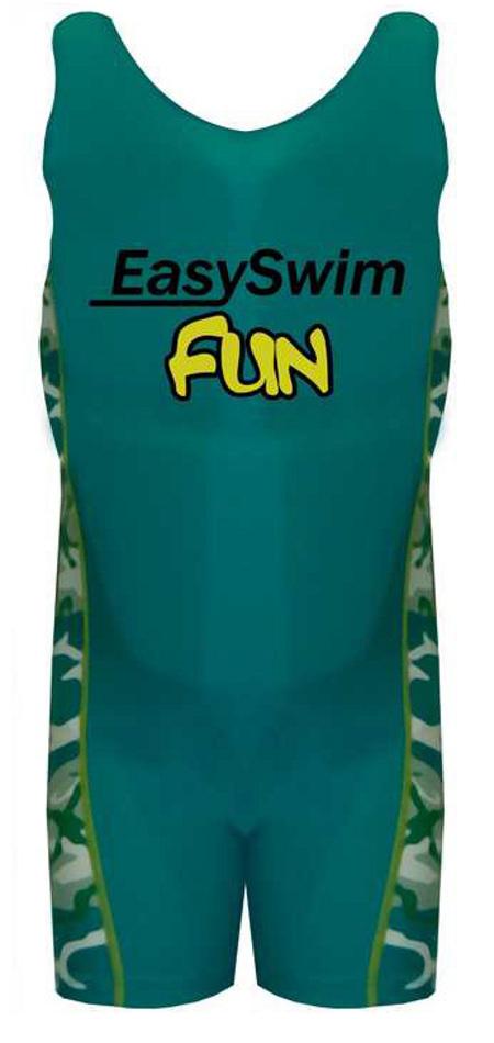 7cd354767c92c Childrens Training Easyswim Fun Float Swimming Costume Suit Kids Safety  Swimwear