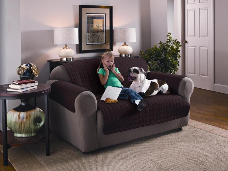 sofa schutz Überwurf gesteppt wasserabweisend waschmaschinenw, Hause deko