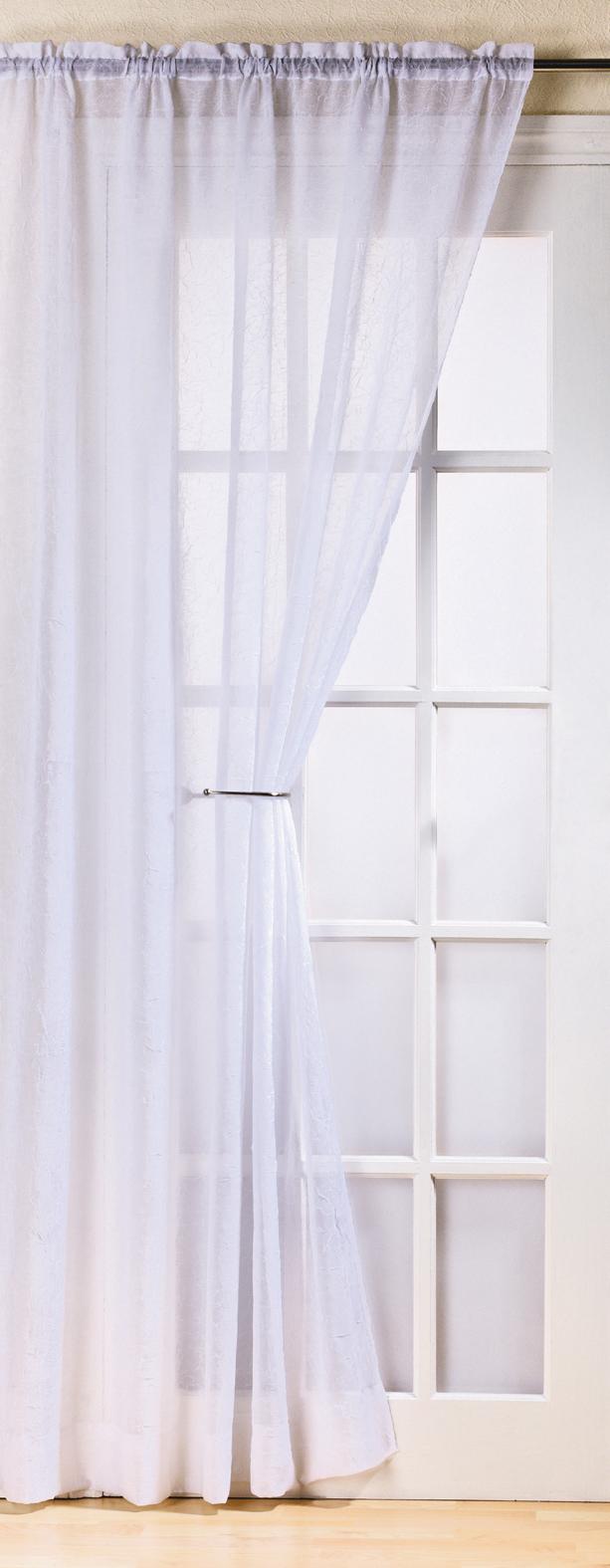 vorhang t r fenster fidschi slot top gerafft netz voile. Black Bedroom Furniture Sets. Home Design Ideas