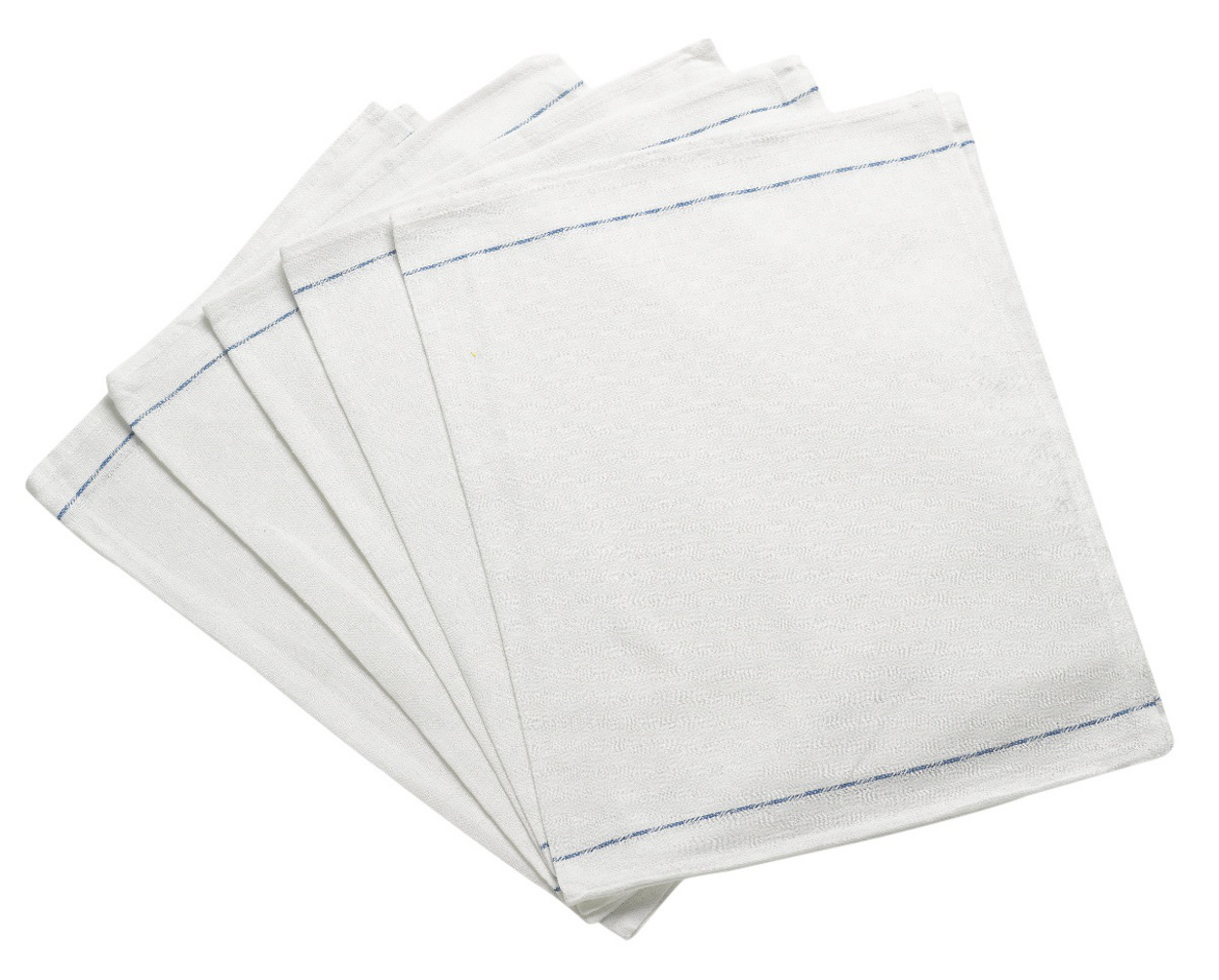 Pack Of 100 Cotton Kitchen Catering Tea Towels