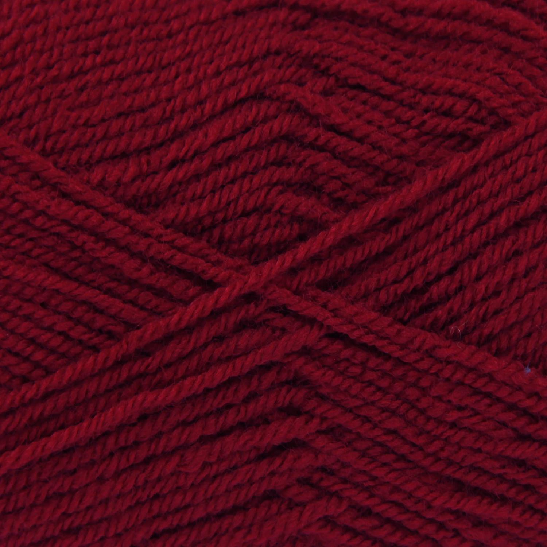 King Cole Big Value DK Double Knit Yarn 100g Ball Acrylic Free Knitting Pattern