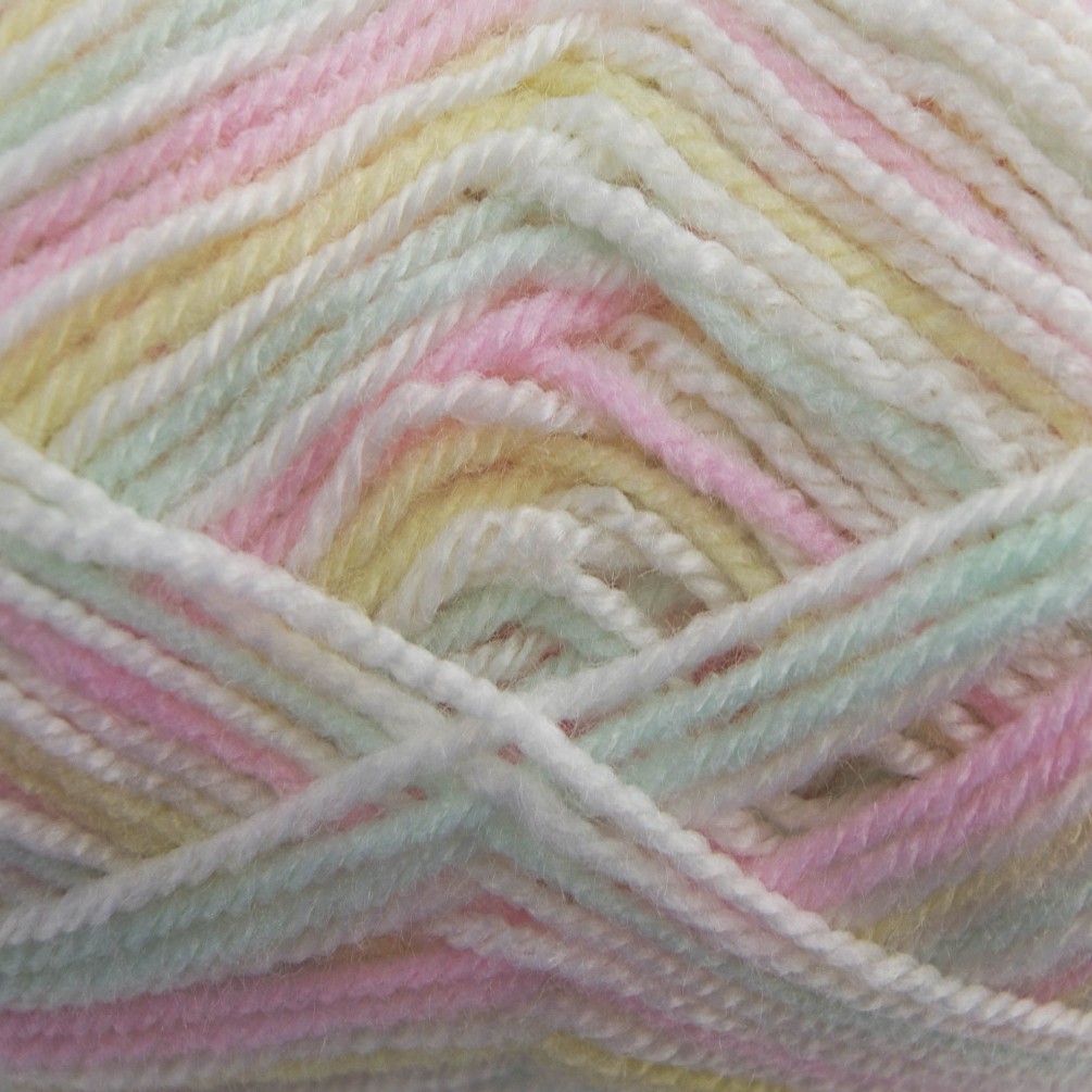 Double Knitting Wool : ... Candy Stripe Double Knitting Wool King Cole 100% Premium Acrylic Yarn