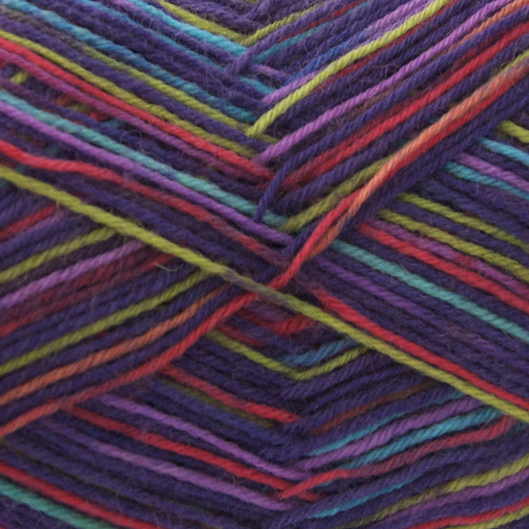 Knitting Patterns 4 Ply Wool : 100g Ball Zig Zag 4 Ply Sock Knitting Wool King Cole Superwash Soft Craft Yar...