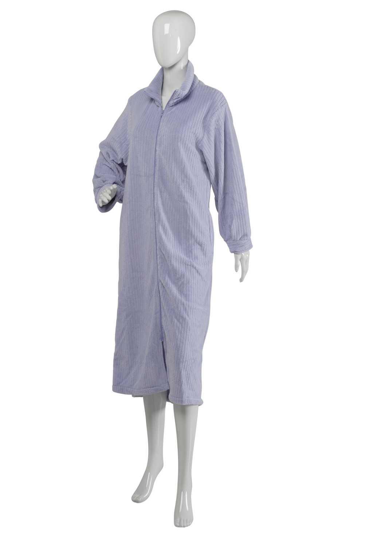 Ebay - Robe de chambre fermeture eclair femme ...