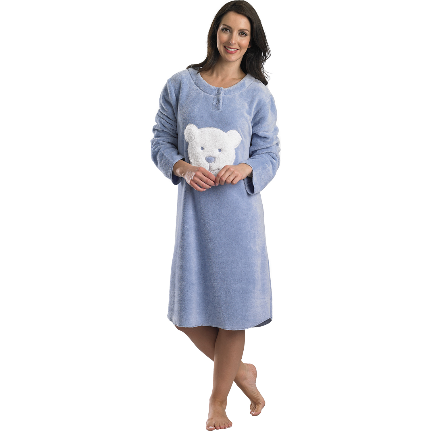Womens Fleece Solild Robe, Long Hooded Bathrobe. from $ 49 99 Prime. out of 5 stars goodmansam. Women's Simplicity Stlye Bridesmaid Wedding Party Kimono Robes, Short. Women's Cotton Nightgown Casual Nights Sleepwear Short Sleeves Print Sleepshirt. from $ .