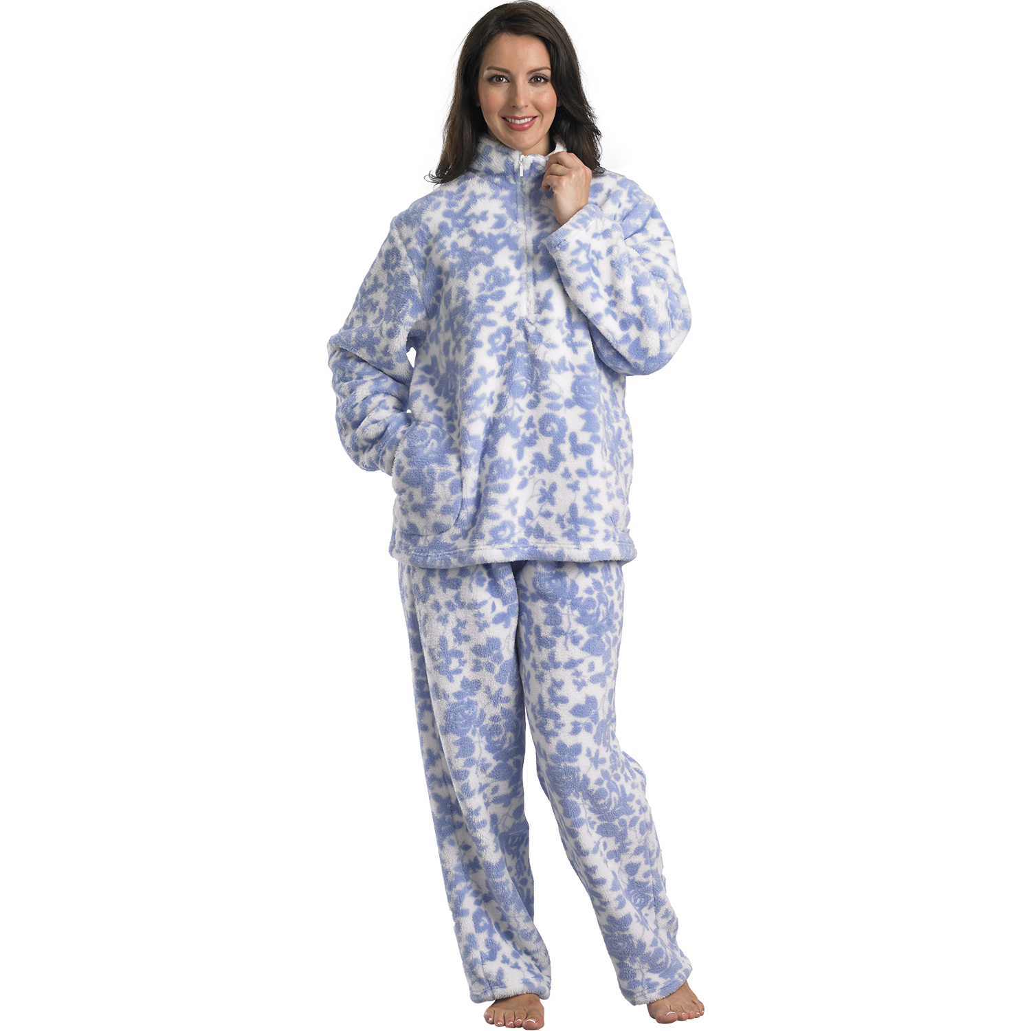 No wardrobe would be complete without a pair of Bonsoir womans pyjamas. Discover the full range of elegant and stylish women's pyjamas in a variety of colours and materials including Satin, Classic Cotton and Jersey.