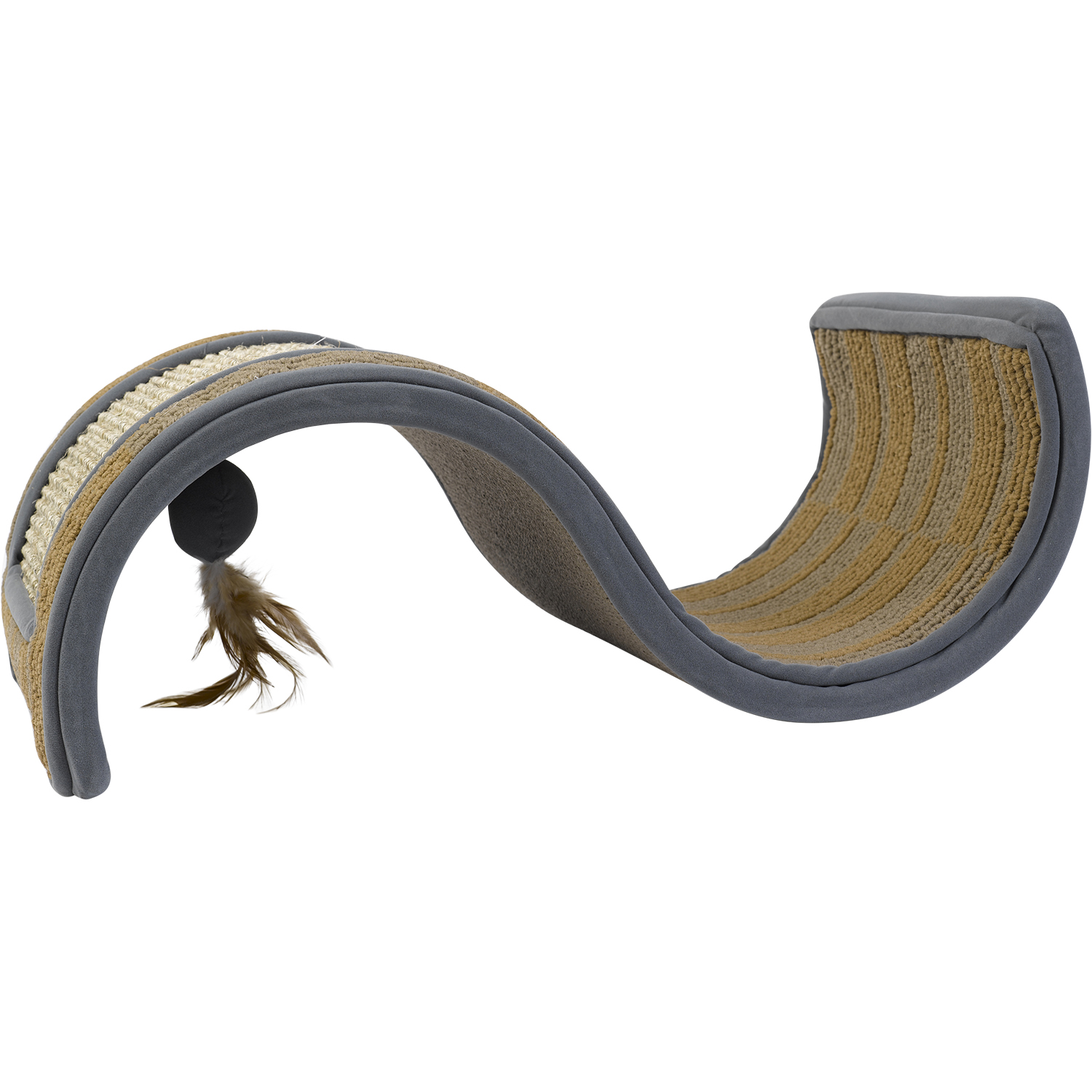 Cat Scratching Post Wave