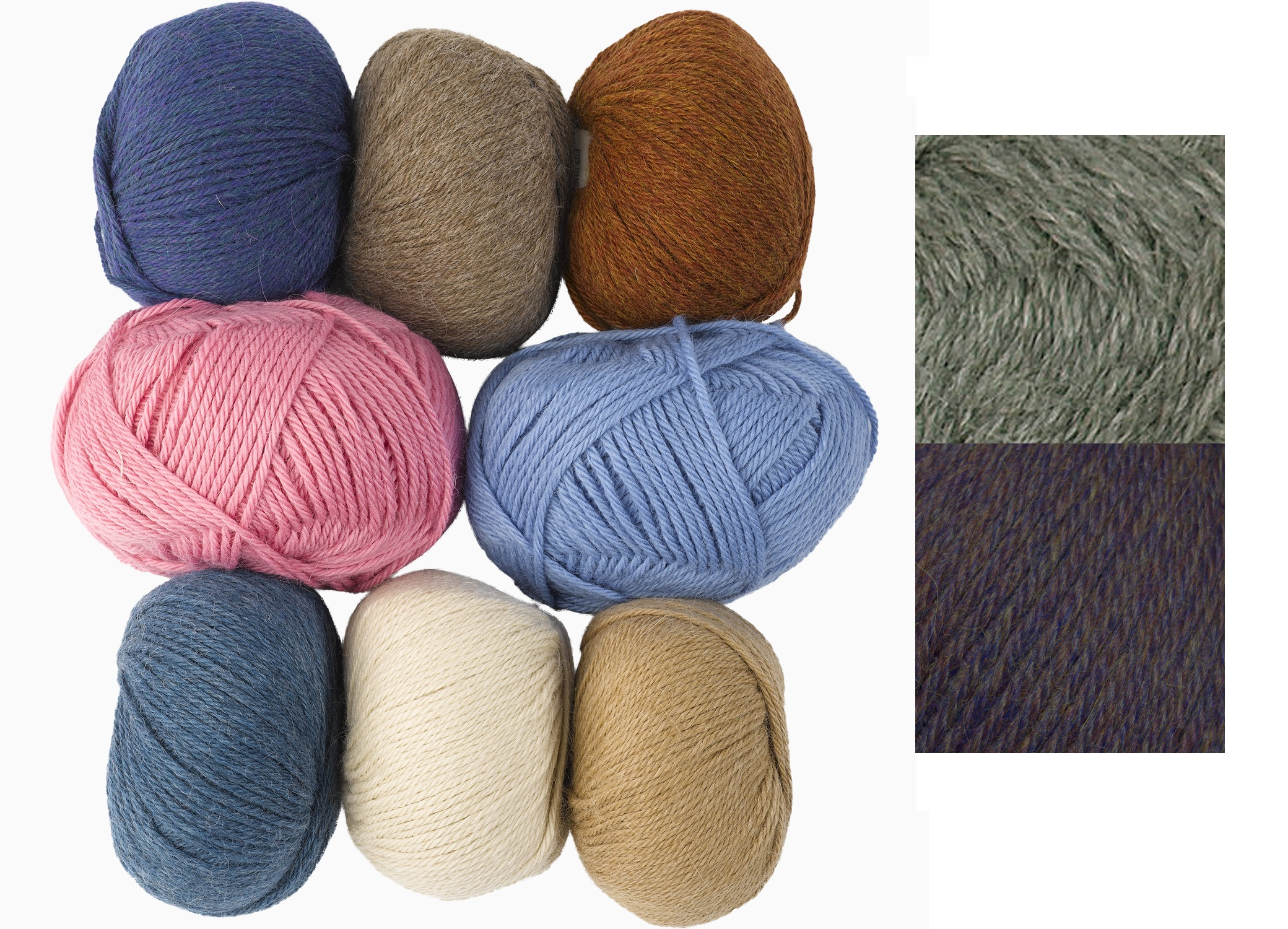 Yarn Knitting : Details about King Cole Yarn Baby Alpaca Dk Double Knitting Wool Super ...