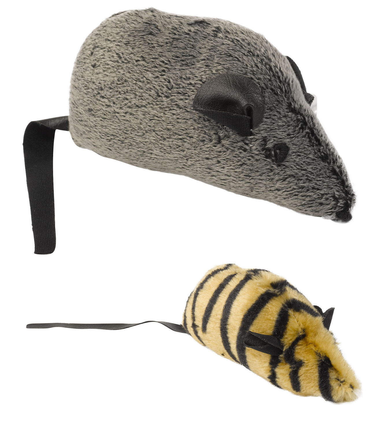 Fun Cat Toys : Petface rat attack plush cat toys catnip stuffed