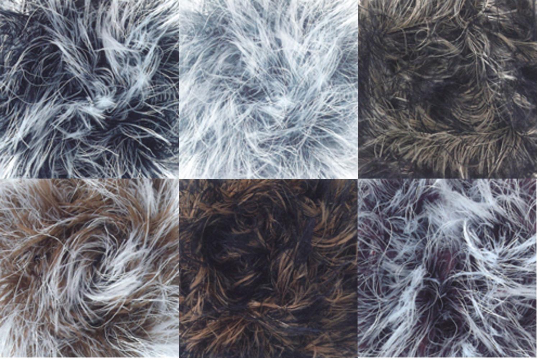 Knitting Wool Uk Only : Faux fur stylish knitting wool james brett super soft