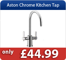 Aston Chrome Kitchen Tap