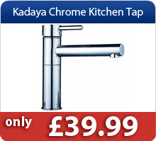 Kadaya Chrome Kitchen Tap