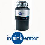 View Item Insinkerator ISE Model 55 Kitchen Sink Waste Disposal Unit ISE55
